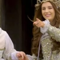 Dani Dyer joins dad Danny in first look at BBC's Right Royal Family