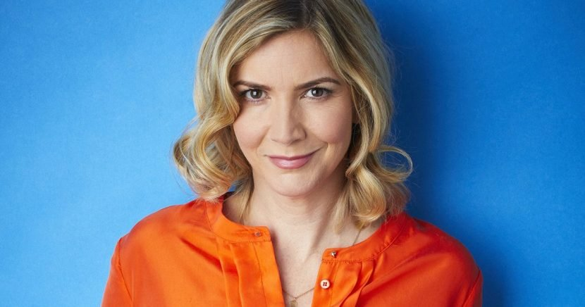 Lisa Faulkner 'blessed' to have second shot at love thanks to her MasterChef man