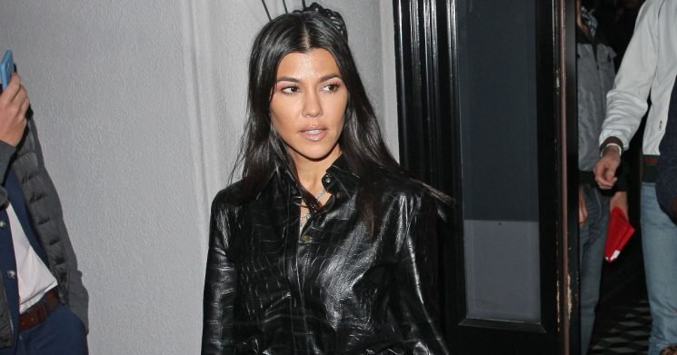 Kourtney Kardashian reveals her one word reaction if Scott and Sofia get engaged