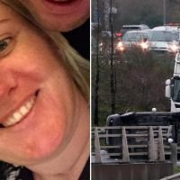 Woman decapitated in horror smash as people urged not to share gruesome images