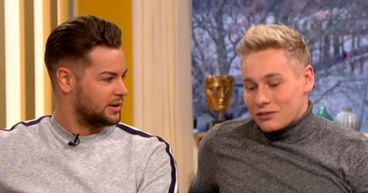 Chris Hughes' brother Ben to have testicle removed after two weeks of 'bad luck'