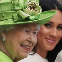 Queen's sweet tribute to Meghan Markle in her New Year celebrations