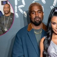 Kanye West Surprises Wife Kim Kardashian With a Performance From 112: Watch