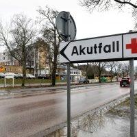 Ebola case in Sweden was false alarm, hospital says