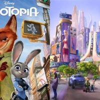Disney Is Opening A 'Zootopia' World With A Ton Of New Food, Drinks & Merch