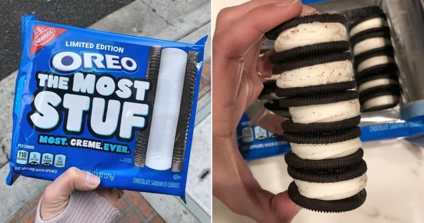 Most Stuf Oreos Are Here, and We Can't Even Fully Articulate How Massive They Are