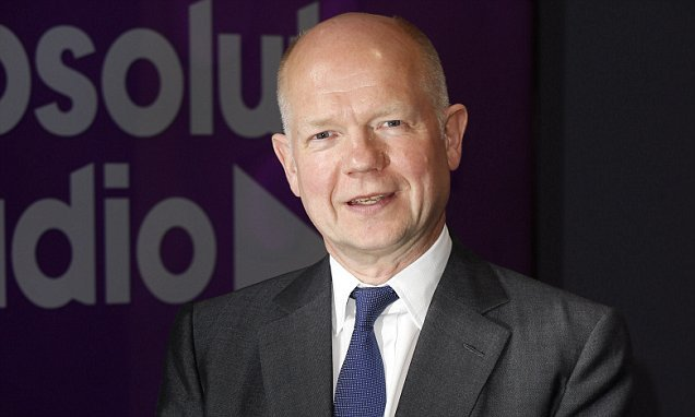 William Hague predicts Brexit chaos will force a snap election