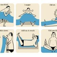 My daily practice of avoiding yoga
