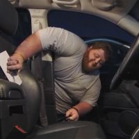 My 600-Lb. Life's Justin McSwain Struggles to Fit into SUV: 'I Really Can't Believe This'