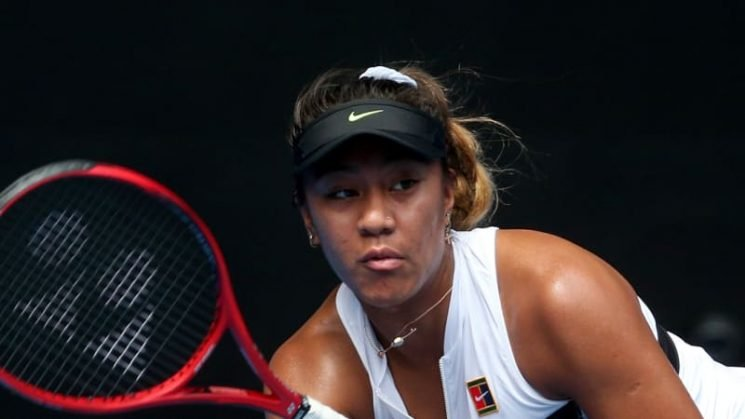 Australian women tumble on day two of the Open