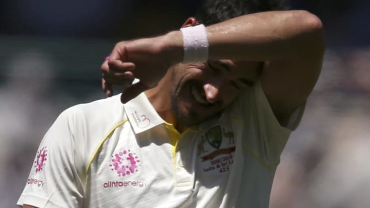 Australian bowlers fail to provide any answers as Paine concedes Starc is low on confidence