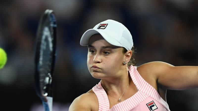 'I have to be brave': Barty ready for biggest match of her life