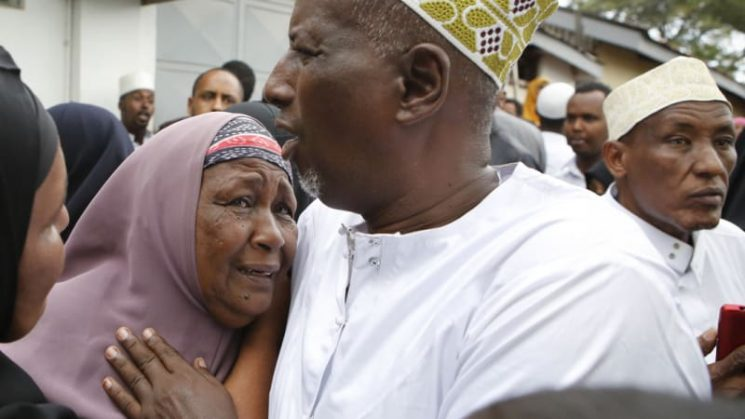 US says air strike kills al-Shabaab fighters after Somali base attack