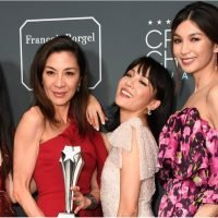 The Crazy Rich Asians Cast Won Big at Critics' Choice — and Looked Damn Good to Boot!