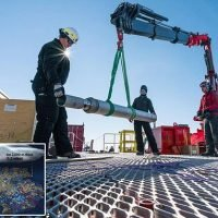 Scientists find animals in Antarctic lake  under 3,500 feet of ice