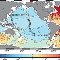 Mini Ice Age hundreds of years ago is STILL cooling bottom of Pacific