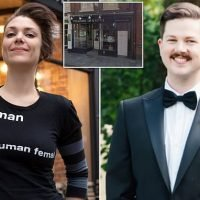 Feminist barred from pub after wearing 'transphobic' T-shirt