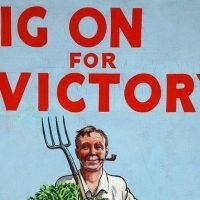 Royal Horticultural Society appeals for photos of wartime veg plots
