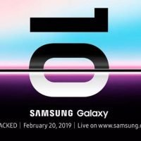 Samsung will FINALLY unveil folding phone and Galaxy S10 on Feb 20th