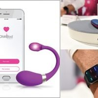 OhMiBod's smart sex toys buzz to your partner's heartbeat