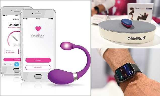 Ohmibods Smart Sex Toys Buzz To Your Partners Heartbeat -7826
