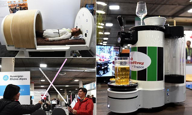 Smart but nosy: Latest gadgets want to peer into our lives