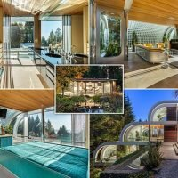 Home designed by architect Arthur Erickson on sale for £10 million