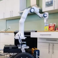 Nvidia's 'kitchen manipulator' robot uses AI to help around the home