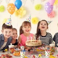 The fiver children's parties which are all the rage