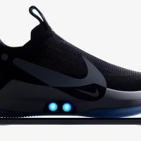 Nike reveals $350 'Marty McFly' self lacing sneakers controlled by app