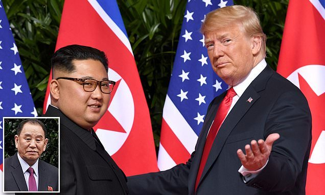 Trump will meet Kim Jong-un next month for MORE nuclear talks