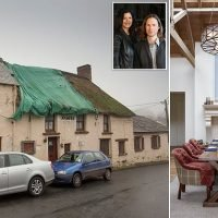 UK internet tycoon restores a dilapidated country pub he used to visit