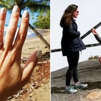 Man finds couple's engagment ring nearly a month after they lost it