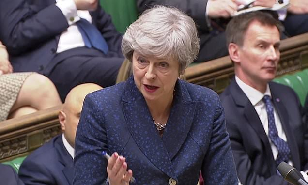 May draws up nine ways to save Brexit as MPs plot Article 50 delay