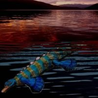 'very strange' prehistoric platypus hunted by touch 250m years ago