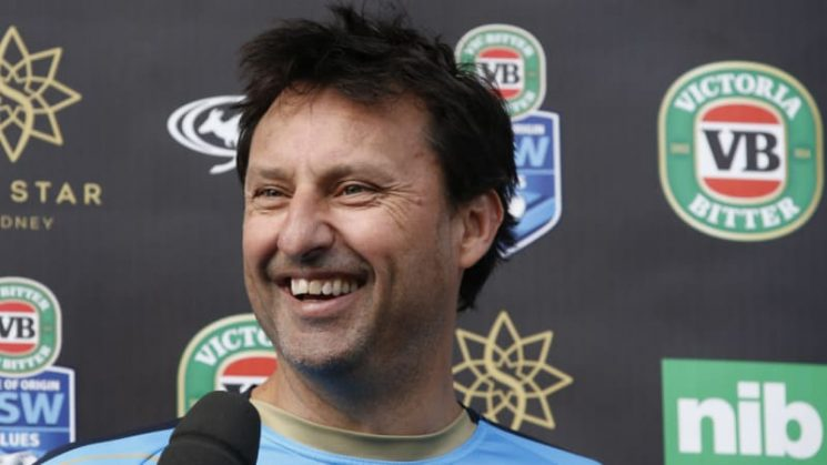 Wests Tigers sound out Laurie Daley to be halves consultant