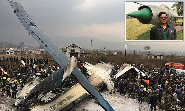 Pilot had 'emotional breakdown' before Kathmandu crash which killed 51