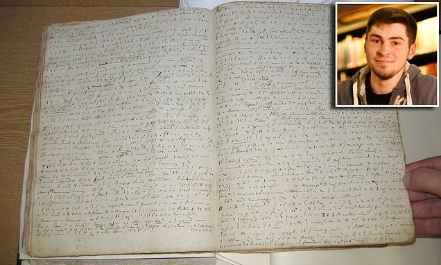 Student cracks shorthand code used by 18th century Baptist leader