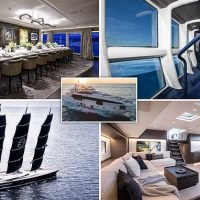 The world's best superyachts of 2019 honoured in prestigious awards