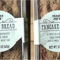 Trader Joe's Turned Buttermilk Pancakes Into a Loaf of Bread, and Consider Us Sold