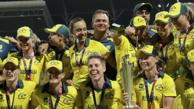 We're ready to handle the pressure of a home Twenty20 World Cup: Lanning