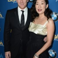 Sandra Oh & Kevin McKidd's Golden Globes Reunion Will Make 'Grey's Anatomy' Fans So Happy