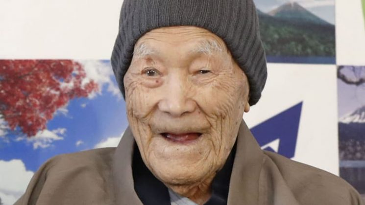 The world's oldest man, Masazo Nonaka, 113, dies at home in Japan