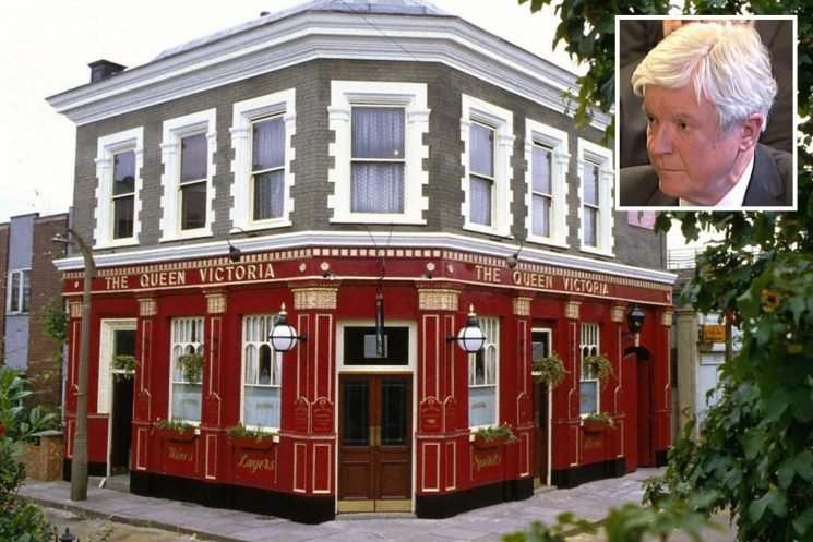 EastEnders set is dangerous for cast claims BBC's top boss as cost for new set spirals by £27m