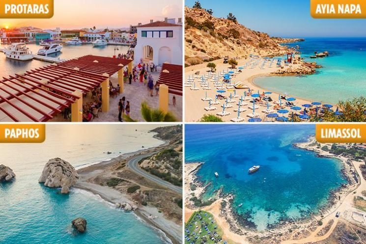 Discover cheap Cyprus family holidays for 2019 – from Paphos to Ayia Napa