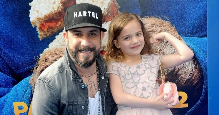 BSB's AJ McLean: It's 'Getting Harder' to Be Away From Family on the Road