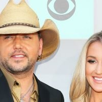 Jason Aldean's Wife Brittany Kerr 'About to Pop' in Bare Baby Bump Pic