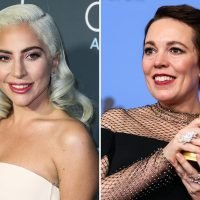 Lady Gaga and Olivia Colman go head to head for Best Actress at the Oscars as Emily Blunt is snubbed