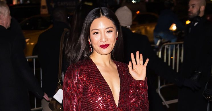 Constance Wu Is Making the Case for This Unexpected Hosiery Trend