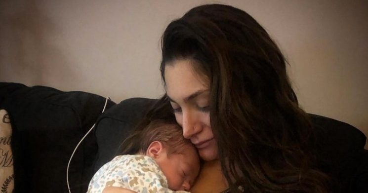 Deena Nicole Cortese Reveals Motherhood Is 'Harder' Than She Expected
